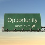 Do You Answer When Opportunity Knocks?